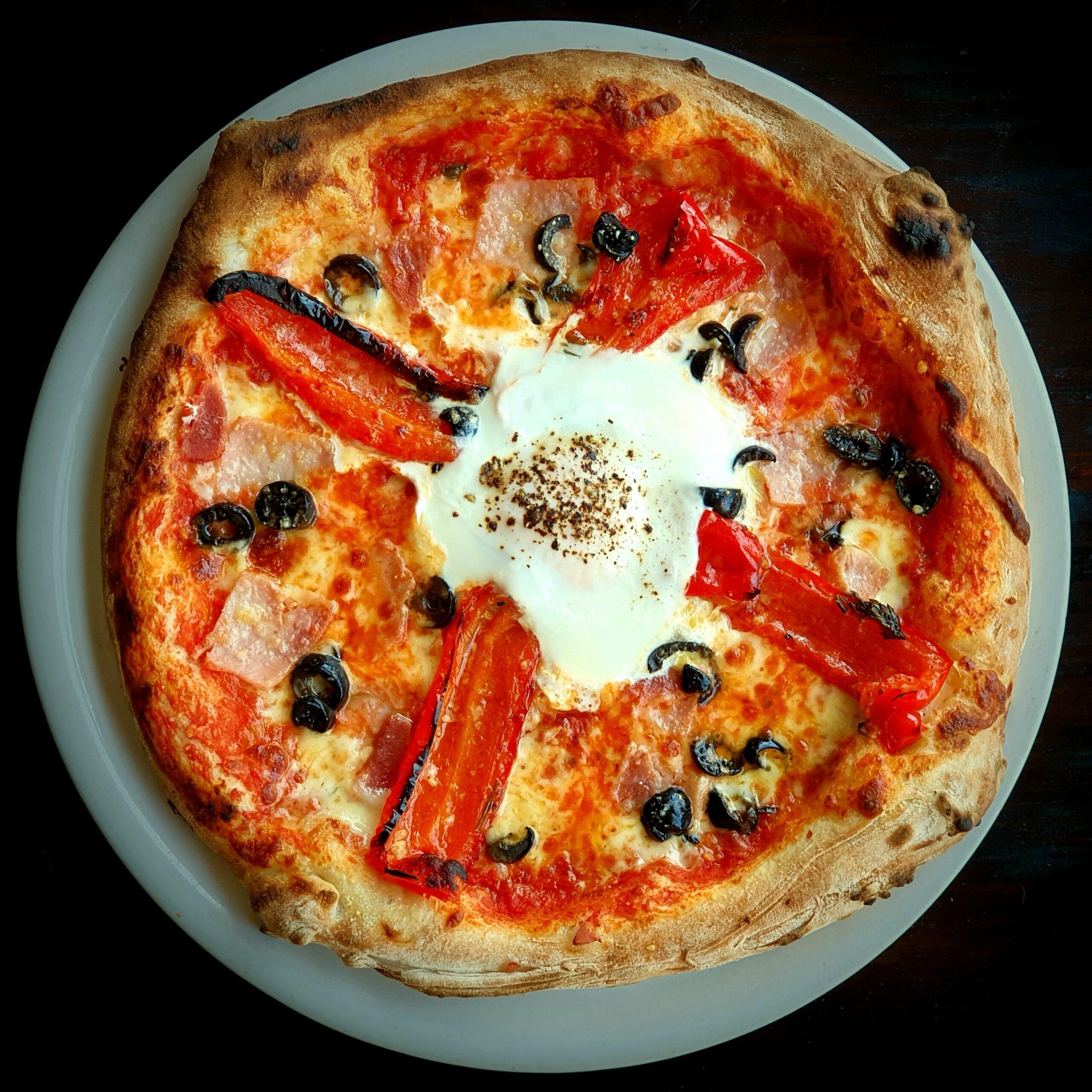 Pizzeria Villaggio Capricciosa Pizza